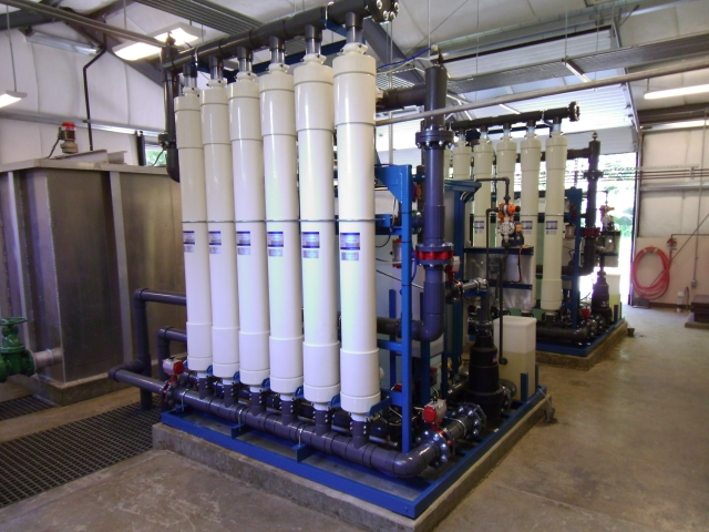Image of WesTech AltaPac Ultrafiltration